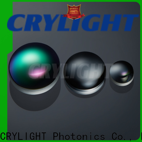 Crylight bi-convex lens series for sale