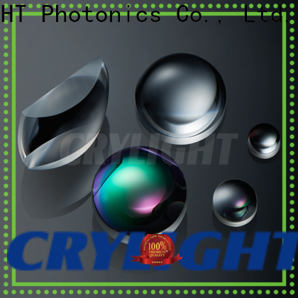 Crylight double concave manufacturer for testing