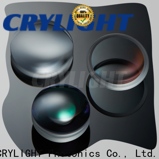 Crylight spherical doublets lens customized for projection