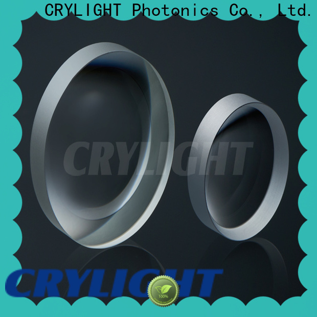 fused concave lens series for testing