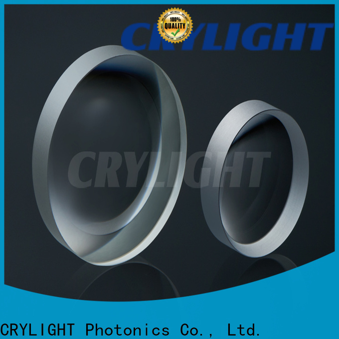 Crylight axicon plano convex lens from China for projection