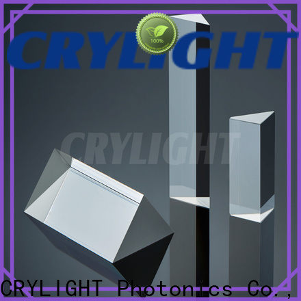 Crylight bk7 wedge personalized for beamsplitter penta