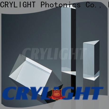 Crylight fused silica prism wholesale for beamsplitter penta