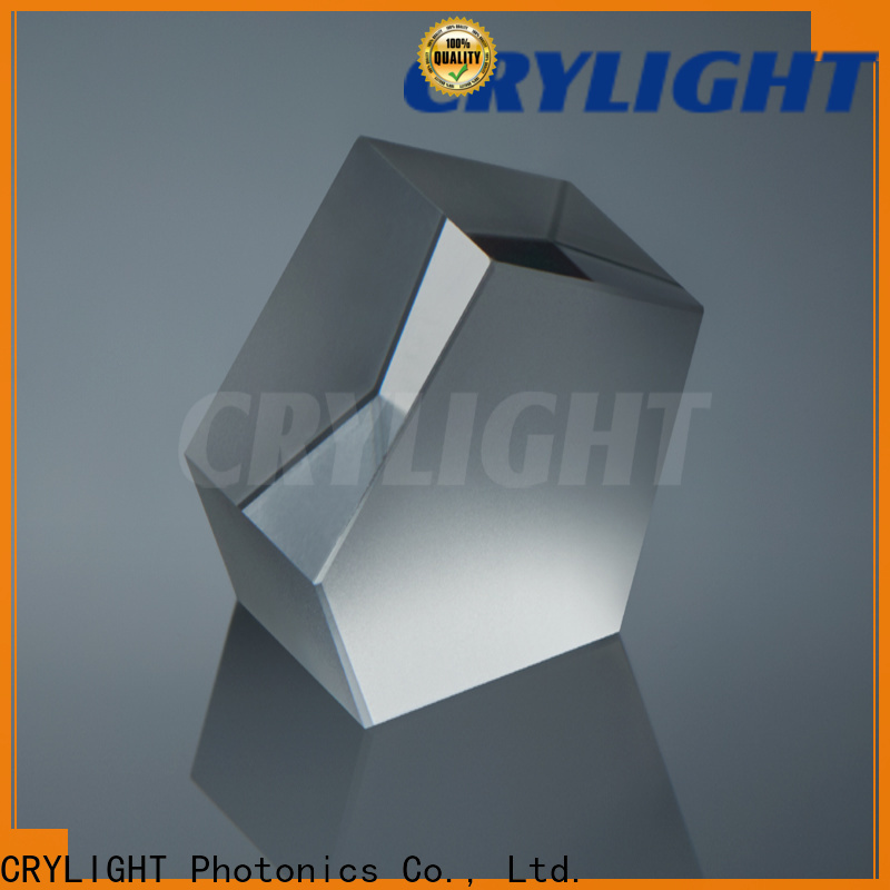 Crylight prism personalized for dispersing