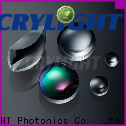Crylight double convex lens series for sale