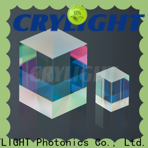 Crylight micro light prism factory price for industrial