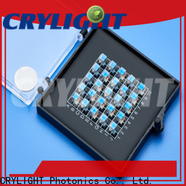 Crylight cubenpbs polarizing beam splitter supplier for industry