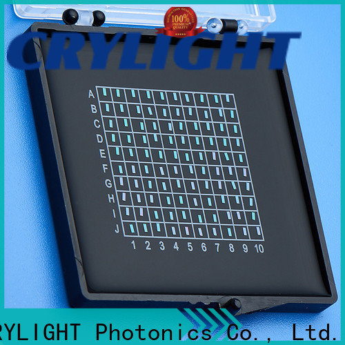 Crylight professional micro wave plate with good price for sale
