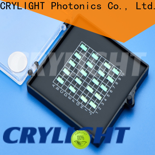 Crylight micro light prism wholesale for switches