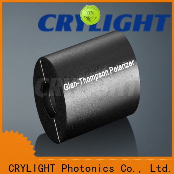 Crylight glan thompson polarizer wholesale for commercial