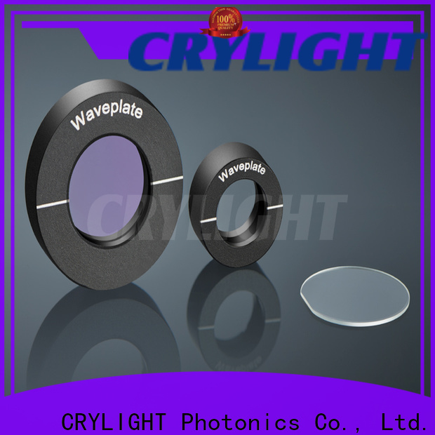 Crylight zero dual wavelength waveplate factory price for polarization