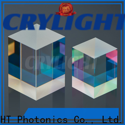 Crylight power polarising beam splitter factory price for industry