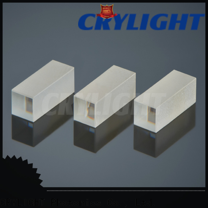 Crylight Laser Crystal customized for commercial