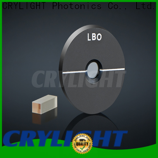 durable NLO Crystal series for laser
