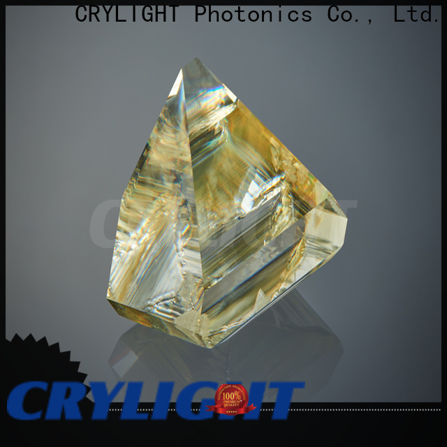Crylight reliable NLO Crystal from China for laser