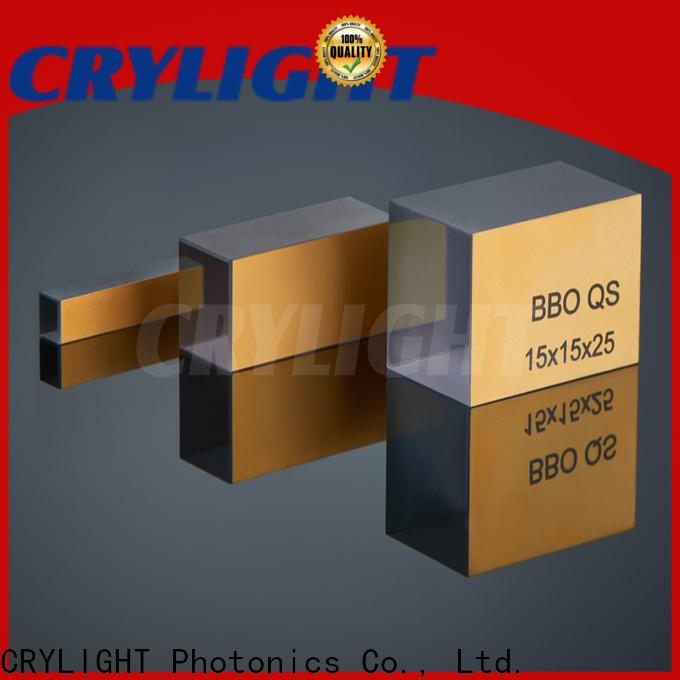 bibo BBO crystal with good price for electro-optical