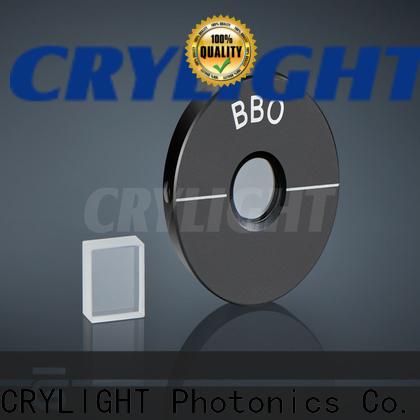 bbo SHG crystal at discount for oscillators