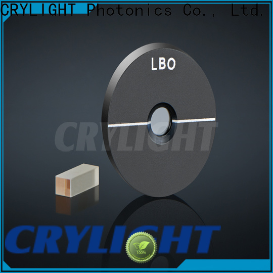 Crylight wafer NLO Crystal series for pumped solid-state