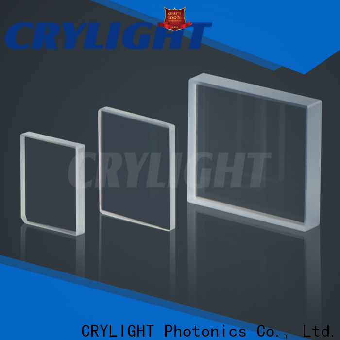 Crylight bbo OPA crystal factory for electro-optical
