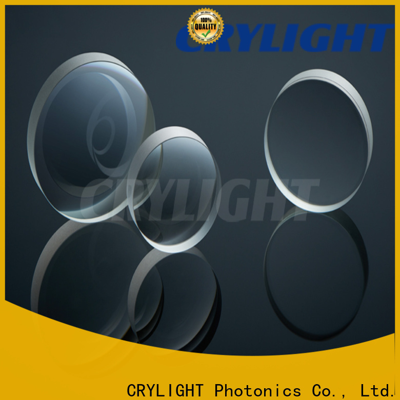 Crylight achromatic lens customized for sale