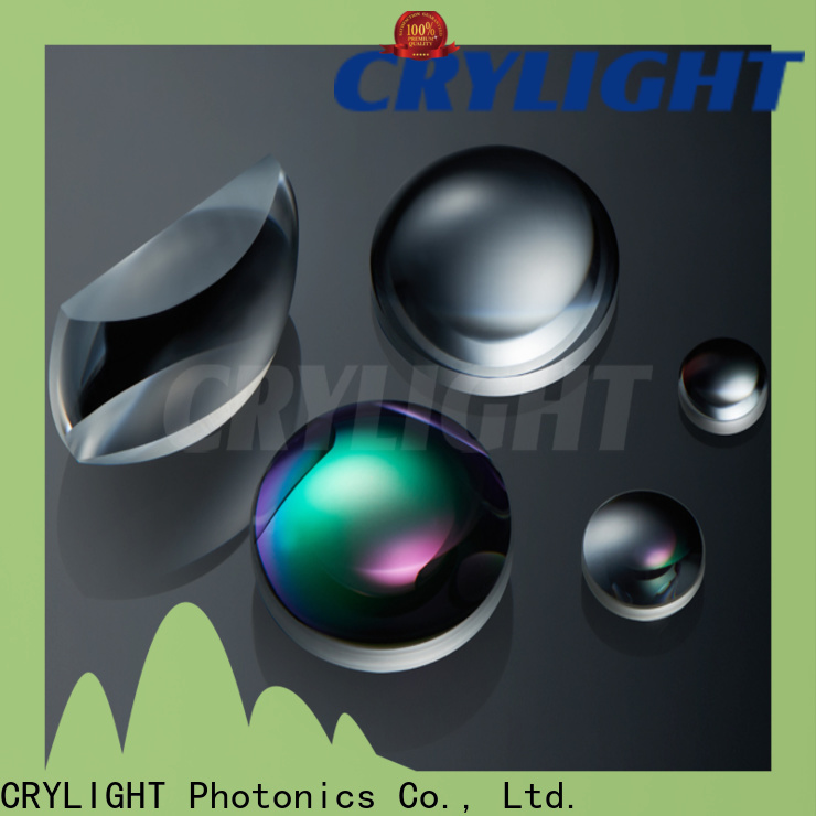 Crylight convex plano convex lens from China for sale