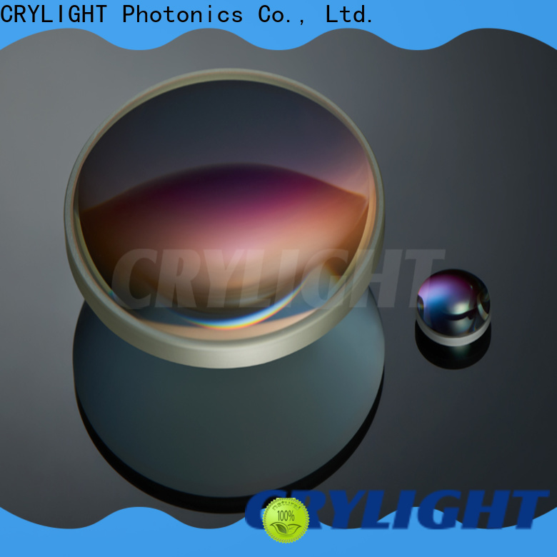Crylight doublets lens from China for beam expanders
