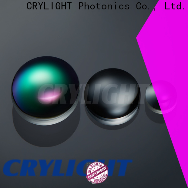 Crylight caf2 cylindrical lens manufacturer for projection