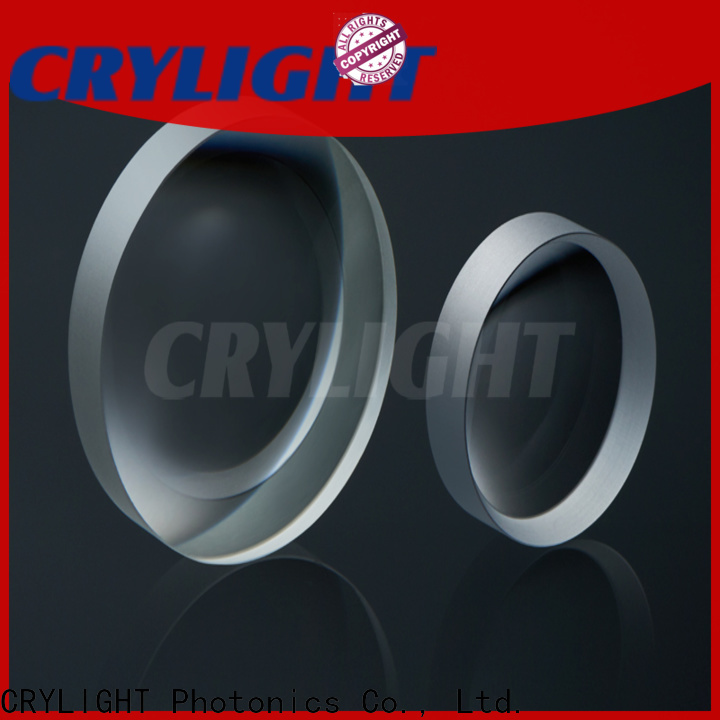 Crylight convex lens manufacturer for projection