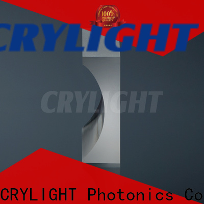Crylight overview double convex cylindrical lens personalized for optical metrology