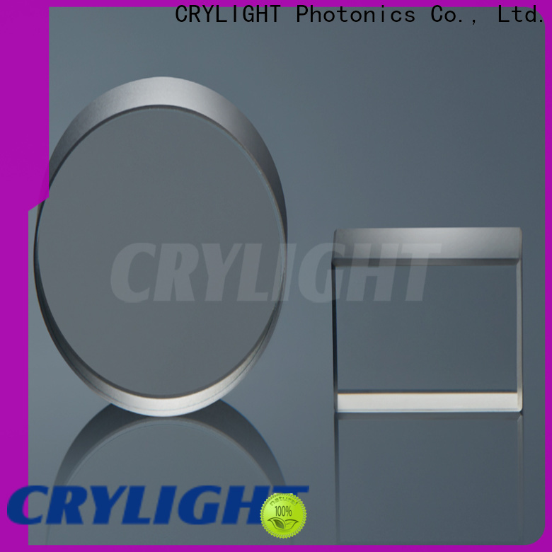 Crylight silica mgf2 window supplier for commercial