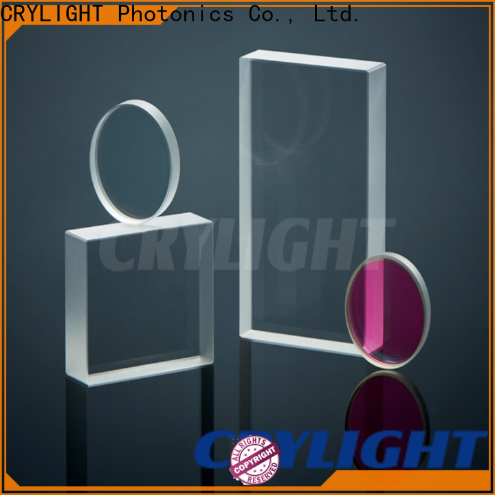 Crylight znse high precisoin window personalized for commercial