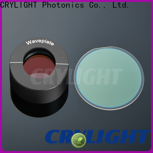 Crylight achromatic zero order half wave wholesale for modulation