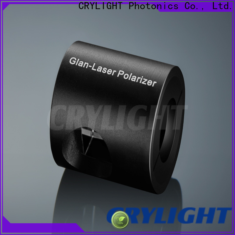 Crylight taylor glan thompson polarizer factory price for industrial
