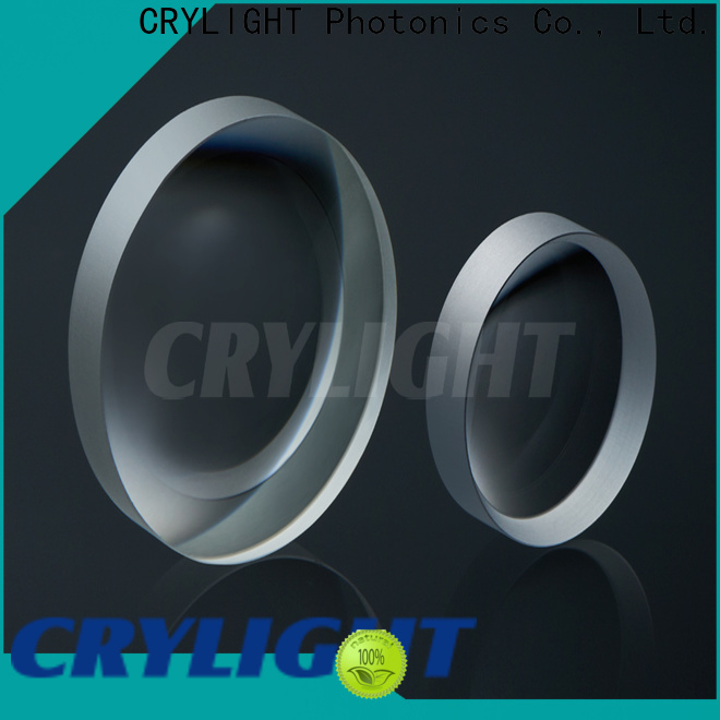 Crylight double biconcave lens directly sale for projection