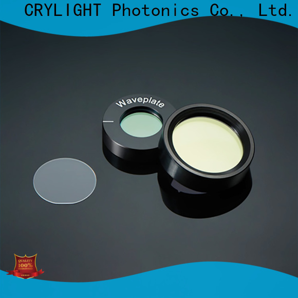 Crylight contacted broadband waveplate wholesale for polarization