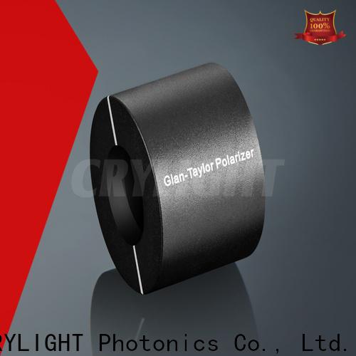 glan glan thompson polarizer personalized for optical techniques