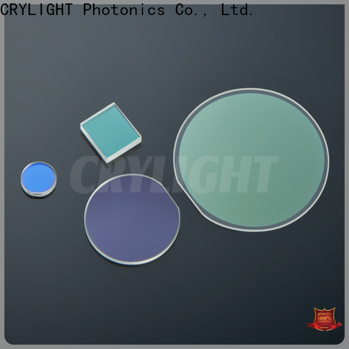 Crylight dual wavelength waveplates factory price for beamsplitter