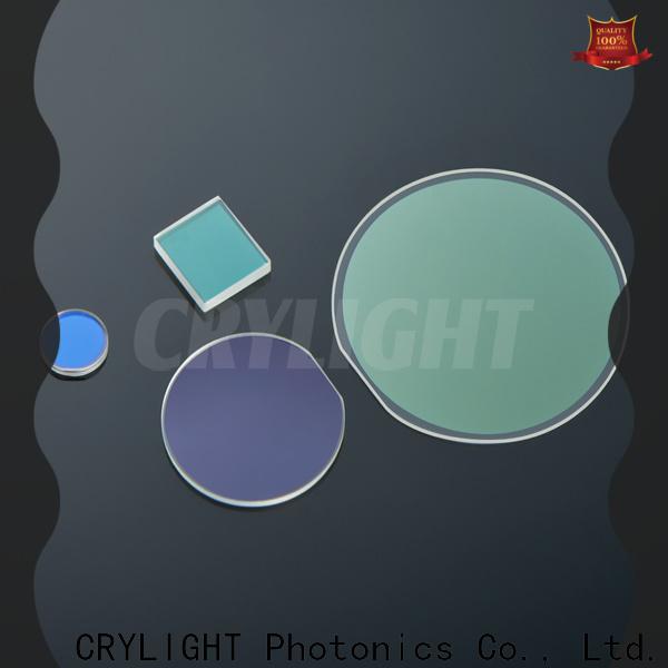 Crylight single broadband half waveplate personalized for polarization