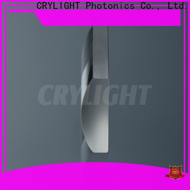 convex double concave cylindrical lens personalized for optical metrology