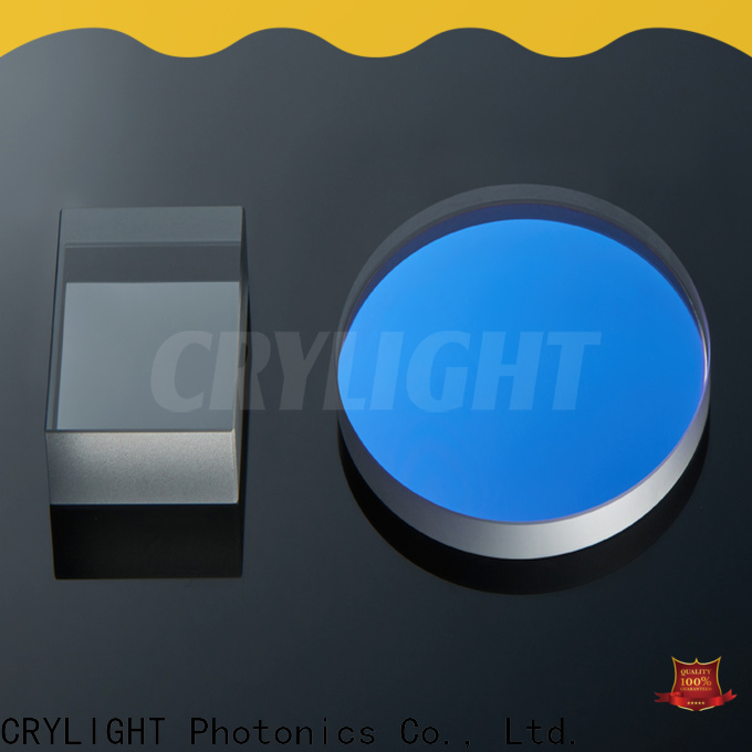 Crylight caf2 glass window factory price for industry