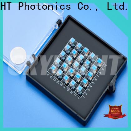 Crylight beam splitter cube supplier for commercial