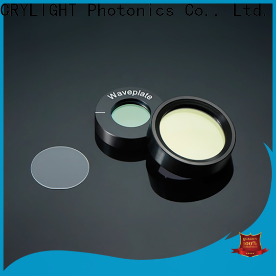 Crylight achromatic waveplate personalized for modulation