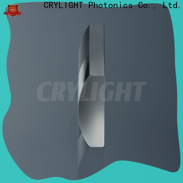 Crylight square cylindrical lens supplier for laser diode