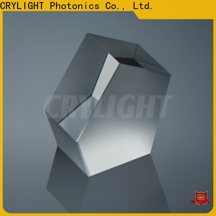 Crylight corner cube retroreflector factory price for beamsplitter penta