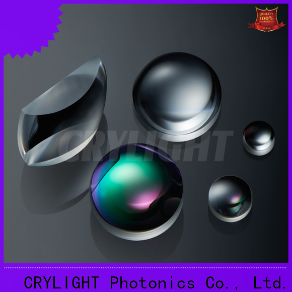 Crylight possive bi-convex lens directly sale for sale