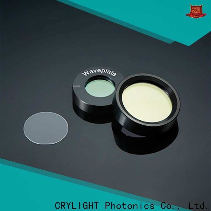 Crylight optically contacted waveplate wholesale for beamsplitter