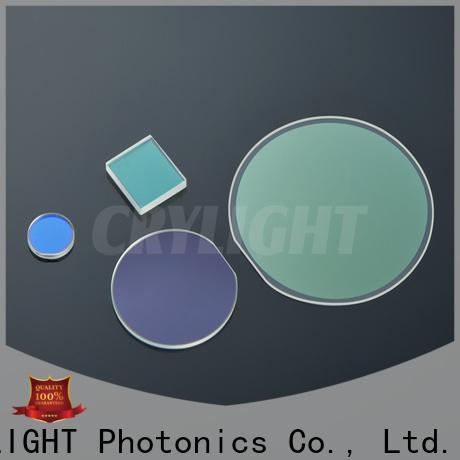 Crylight broadband half waveplate supplier for rotate