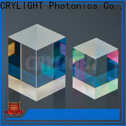 Crylight high power polarization beamsplitter cube wholesale for commercial