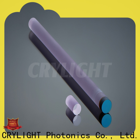 Crylight quality birefringent crystal series for doubling diode