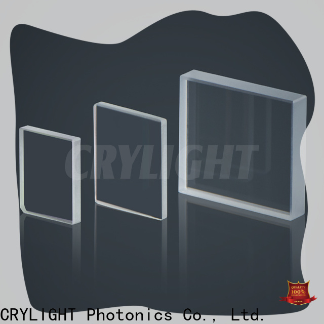 Crylight SHG crystal with good price for parametric